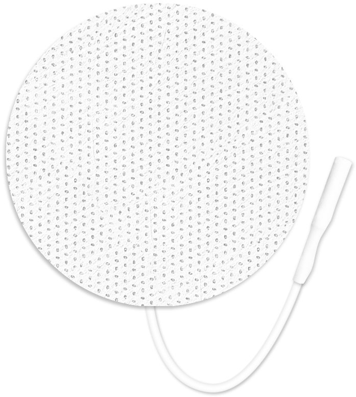 2 Inch Round Electrodes- Pack of 4