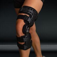 OA Single Upright Knee Brace
