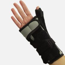Universal Wrist and Thumb Splint